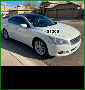 Price$1200 Nissan Maxima for Sale in Columbus, OH