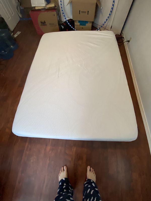Queen Adjustable Base Bed