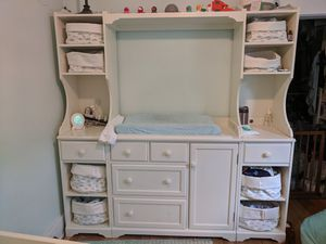 Pottery Barn Kids Madison Changing Table for Sale in Seattle, WA