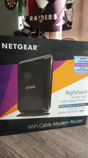 Netgear Modem/Router for Sale in San Diego, CA
