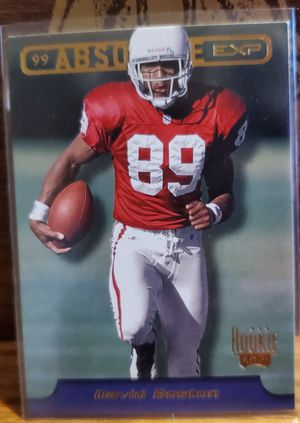 1999 Playoff Absolute Exp #8 David Boston (R.C.) for Sale in Tucson, AZ