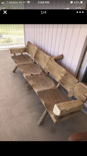 Rustic 5 Piece Patio Set for Sale in Laveen Village, AZ