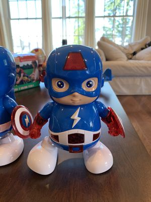 Musical Captain America in good condition! for Sale in Piscataway, NJ