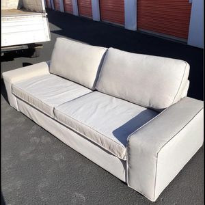 Light Gray Couch Sofa for Sale in Vancouver, WA