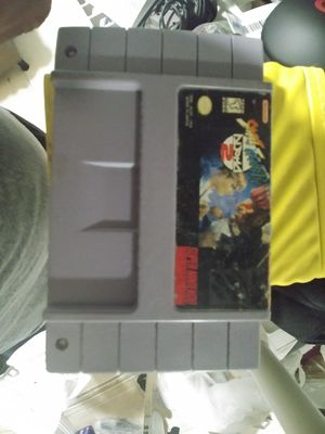 Street fighter alpha 2 for Sale in Los Angeles, CA
