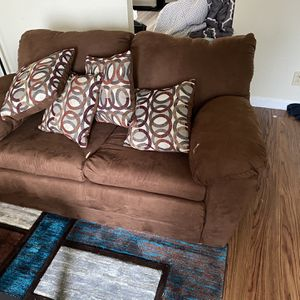 Sofa And Love Seat for Sale in Nashville, TN
