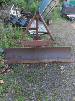 This is a Ford Model scraper blade for 3 point hitch for Sale in Schuylkill Haven, PA