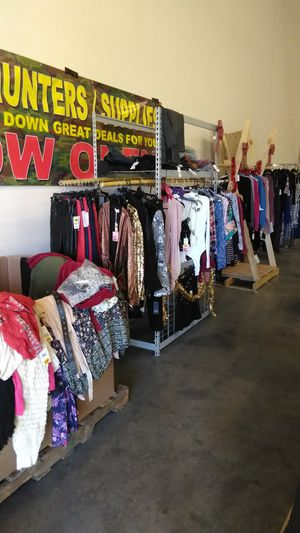Brand New Macy's woman's cloths for up to 90 percent off for Sale in Fontana, CA