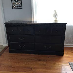 Dark Brown Dresser for Sale in Meriden, CT