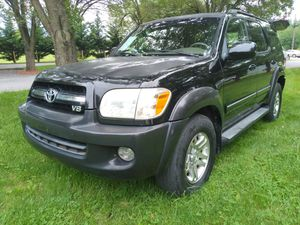 2005 Toyota sequoia 180k 4x2 for Sale in Silver Spring, MD