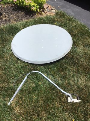 "FTA free-to-air 36""/90cm Satellite Dish for Sale in Herndon, VA"
