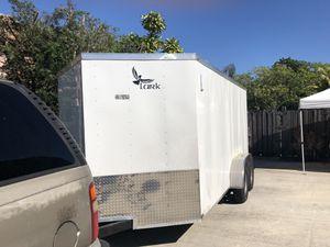 2018 lark trailer enclosed for Sale in Davie, FL