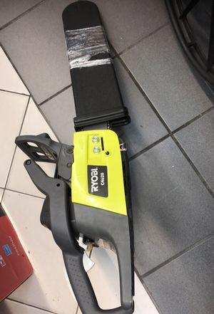 "Ryobi 20"" Chainsaw. New in case with chain guard for Sale in Orlando, FL"