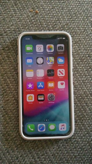 iPhone X Verizon unlocked for Sale in Pittsburgh, PA