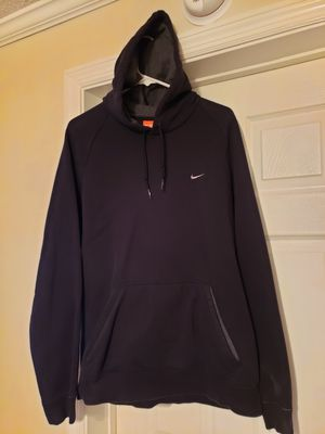 Mens large nike hoodie, gently used, good condition for Sale in Murfreesboro, TN