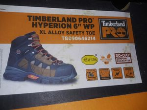Timberland steel work boot for Sale in Boca Raton, FL