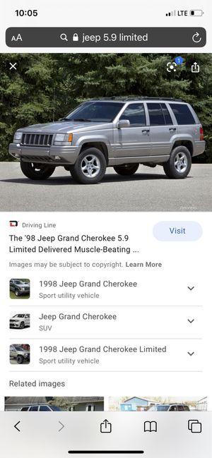 Jeep fan for Sale in Kerman, CA
