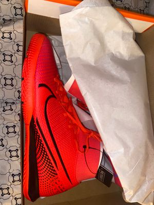 Superfly 7 Academy IC Indoor Soccer Shoes for Sale in Manassas, VA