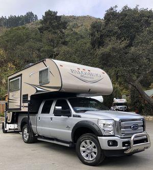 2014 Forest River Palomino Maverick Truck Camper for Sale in Bellevue, WA