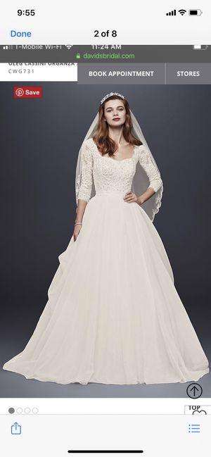 Wedding dress for Sale in Oakland, CA