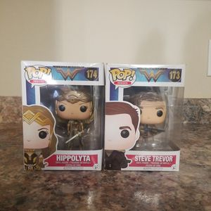 Wonder Woman Pop Figures for Sale in St. Petersburg, FL