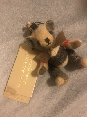 Burberry Charm Bear for Sale in Dallas, TX