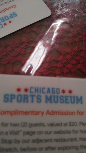 Chicago sports museum for Sale in Chicago, IL
