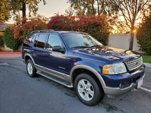 2004 ford explorer FULLY LOADED AND 4X4 WITH NEW TIRES for Sale in Baldwin Park, CA