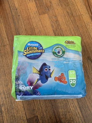 Swim diapers size small new for Sale in Temple City, CA