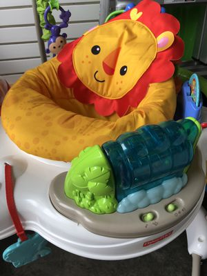 Fisher Price Interactive Baby Bouncer for Sale in Eden Prairie, MN