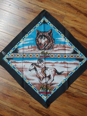 Official licensed Harley-Davidson motorcycle made in the USA bandana for Sale in Los Angeles, CA