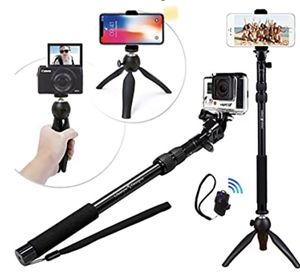 !!!!!This Selfie Stick Does It All!!!! Even works with your GoPro!!oPro selfies too! for Sale in Denver, CO