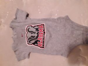 Alabama onesie for Sale in Clanton, AL
