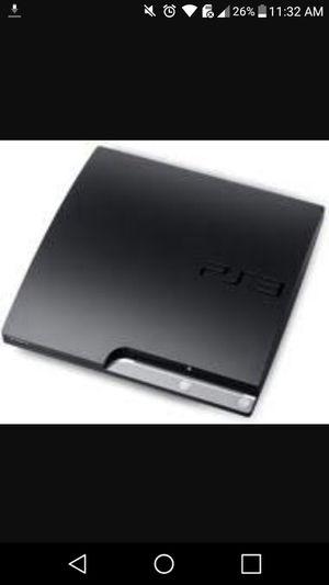Jailbroken ps3 1tb harddrive over 100 ps3 games 2tb external hard drive for Sale in Nashville, TN