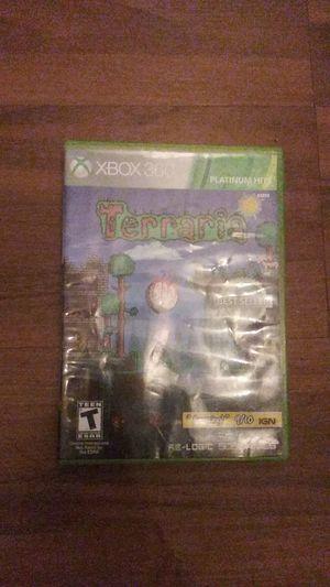 Terraria - Xbox 360 Video Game for Sale in Dallas, TX