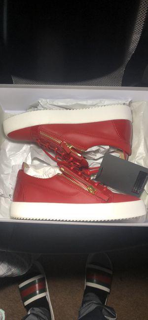 Giuseppe Zanotti Designer Sneakers SZ:41/ 8 for Sale in Biscayne Park, FL