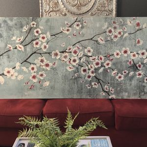 """Canvas Painting - Soft Pastels - 30 X 60"""" for Sale in Byron, CA"""