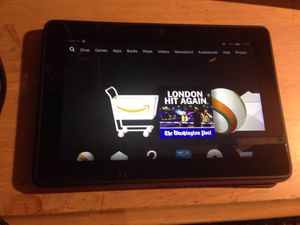 Amazon tablet for Sale in Austin, TX