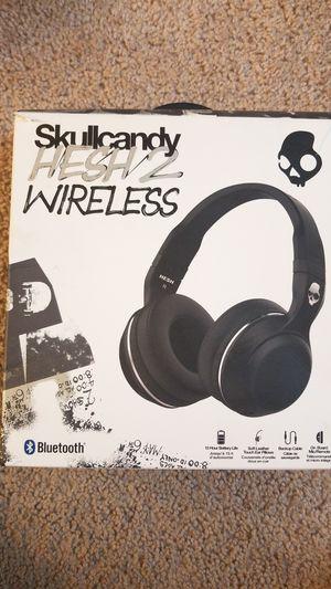 Skullcandy Hesh 2 wireless headphones for Sale in Houston, TX
