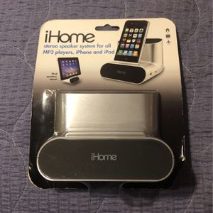 iHome Stereo Speaker System, IHM18 for Sale in Cypress, CA