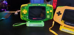 Custom Backlit Gameboy Advance Zelda Themed for Sale in Duncanville, TX