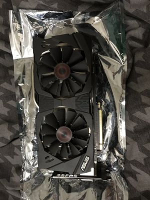 Asus Strix edition GeForce GTX 970 $150obo for Sale in Ferndale, WA
