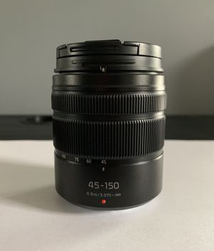 Panasonic Lumix G Vario 45-150mm f/4-5.6 ASPH. MEGA O.I.S Lens for Sale in Newark, NJ