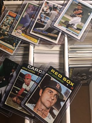 Baseball Cards for Sale in Seymour, CT