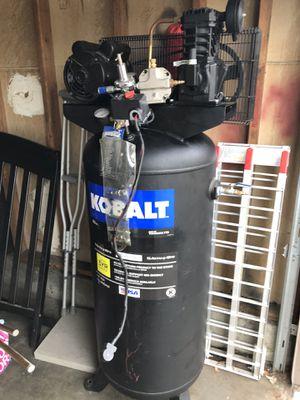 Kobalt compressor for Sale in Riverside, CA