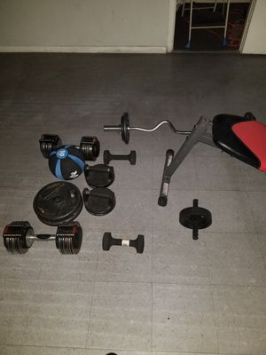 Work out equipment for Sale in Los Angeles, CA