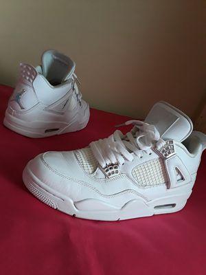 Nike Air Jordan 4 Retro Pure Money Size 10 for Sale in Marietta, GA