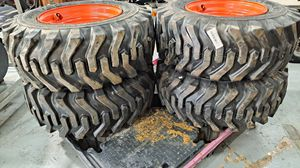 4 NEW Skid Steer CAMSO Tires & Wheels $1,500 for Sale in Miami, FL