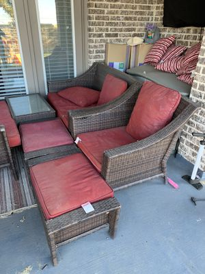 Patio furniture for Sale in Argyle, TX