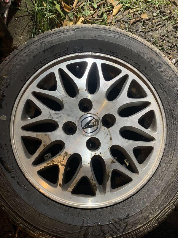 Acura wheels